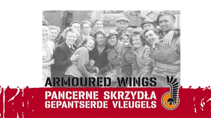 Armoured Wings exhibition