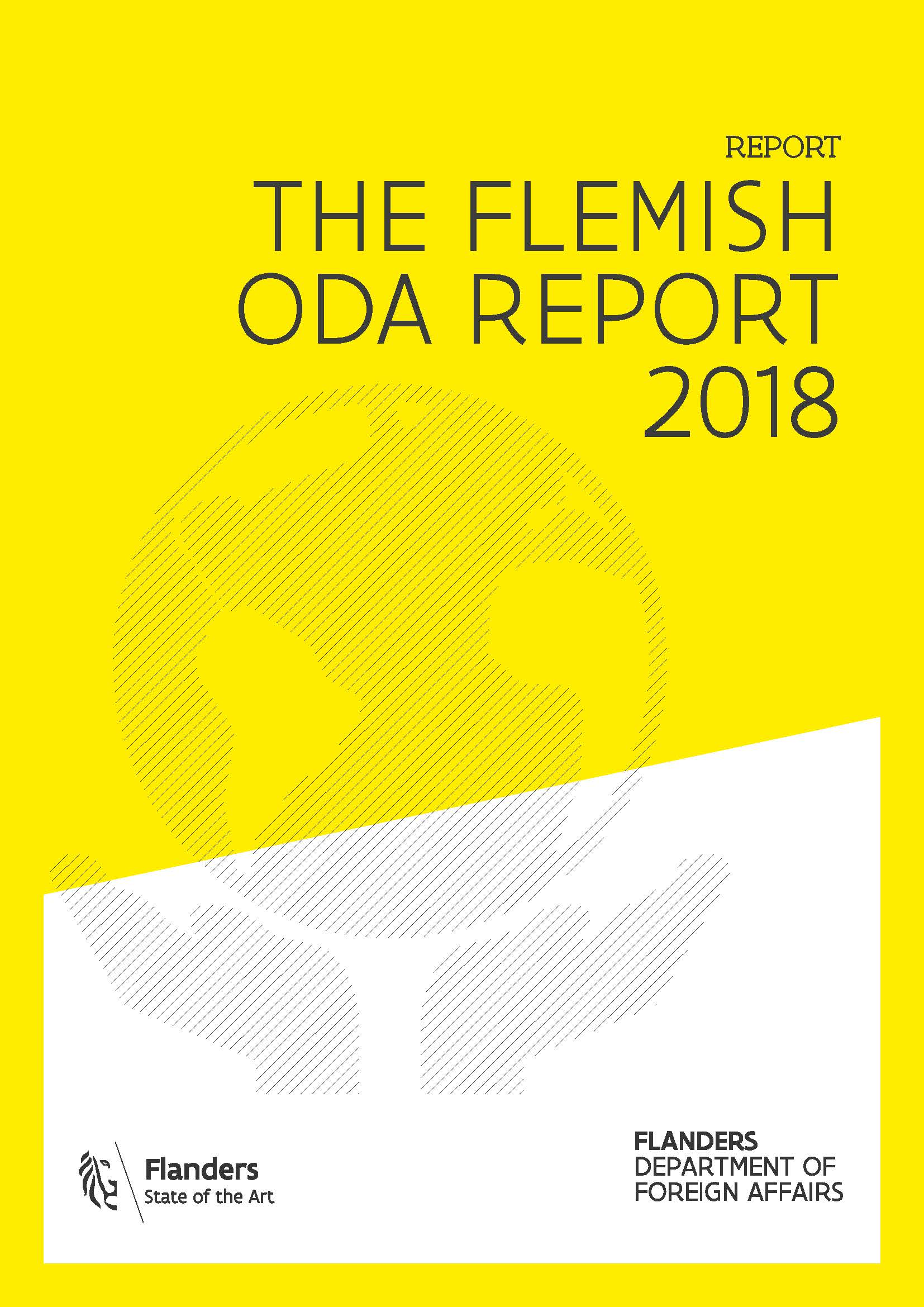 Flemish ODA report 2018 cover