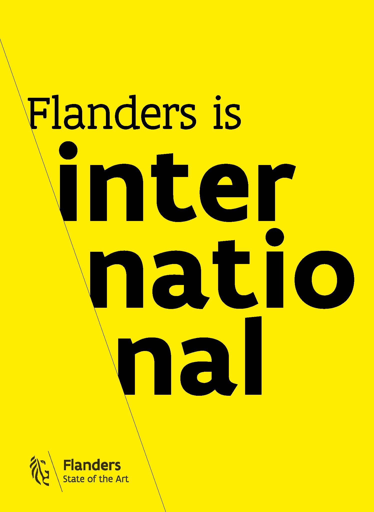 cover Flanders is international