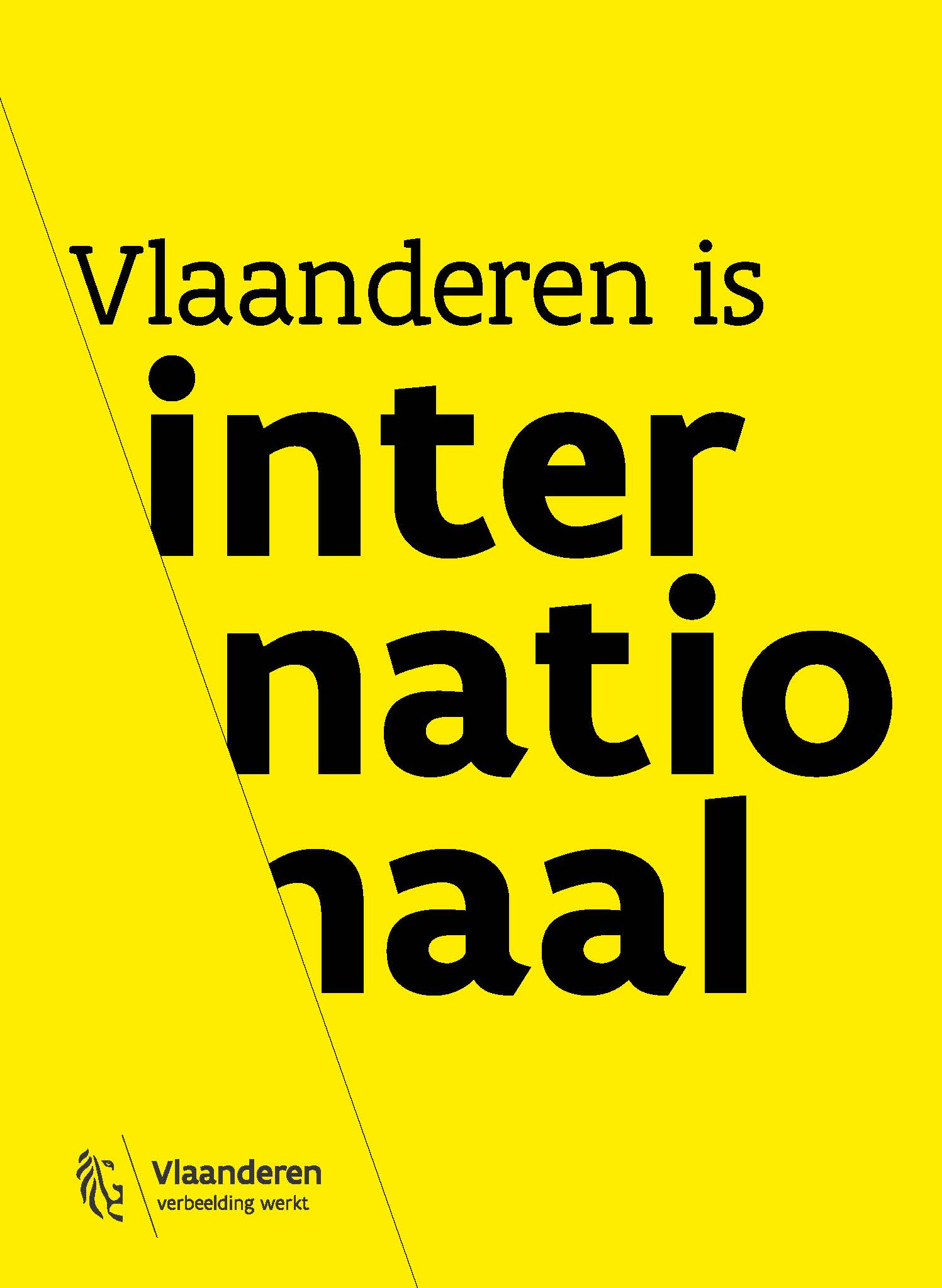 cover Vlaanderen is internationaal