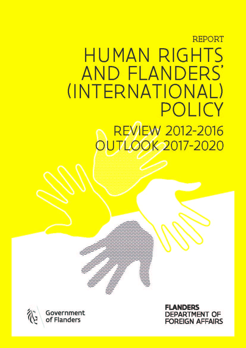 Human Rights in Flanders' policy 2016